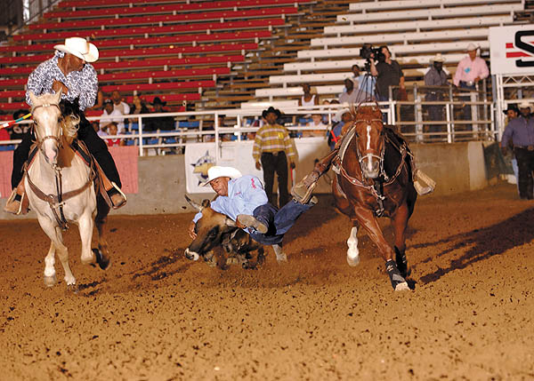 Cowboys of Color Rodeo. Foto: Fort Worth Convention & Visitor's Bureau