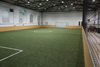 Soccerhalle Trier-West