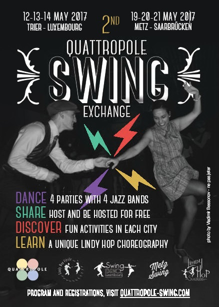 Quattropole Swing Exchange